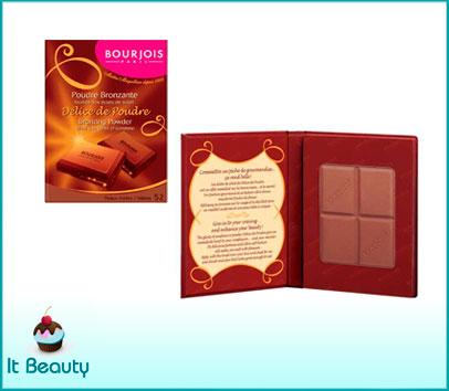 Bourjois Bronzing Powder Delice Poudre Chocolate