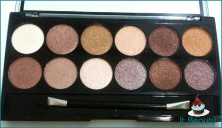 Eyeshadow Make up Academy