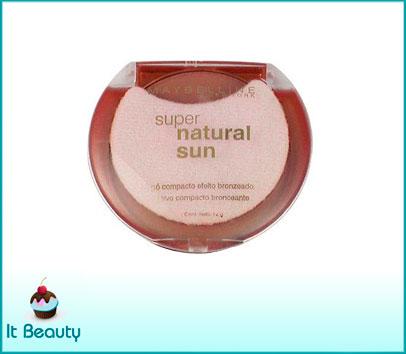 Maybelline Bronzer Natural Sun