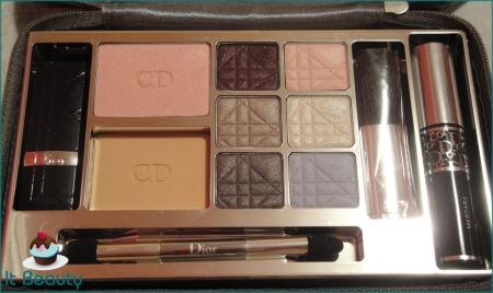 Dior Cannage Make up set 2