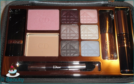 Dior Cannage Make up set
