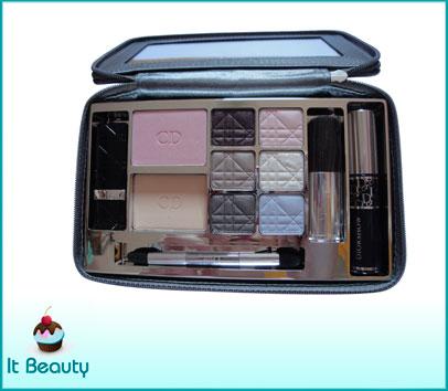 Dior Cannage Palette Makeup