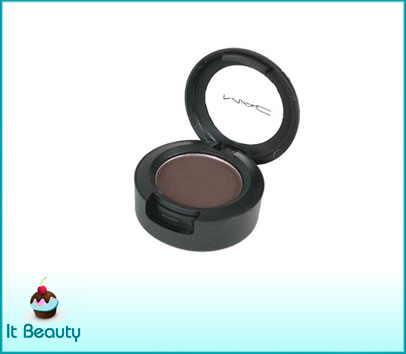 mac brun eye shadow sombra