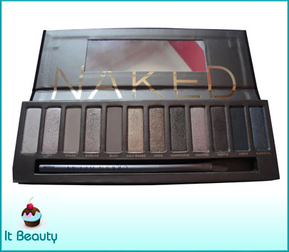 urban decay eyeshadow naked palette