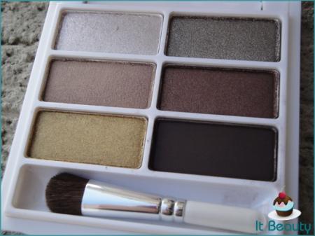 MAC Ice Parade Eyeshadow Warm Palette