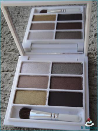 MAC Ice Parade Eyeshadow Palette Warm