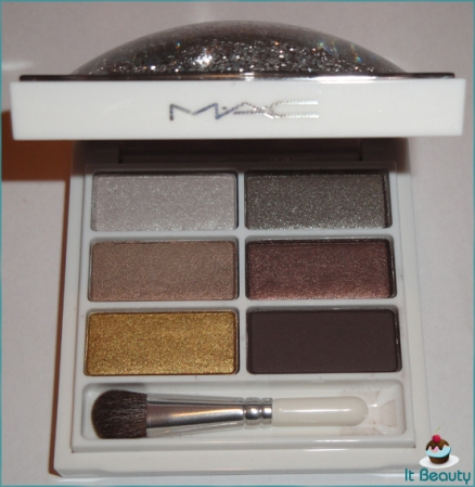 MAC Ice Parade Eyeshadow Snowglobe Warm