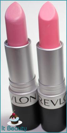 Revlon Super Lustrous Matte Lipstick flash