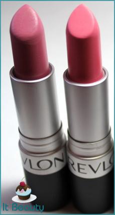 Revlon Super Lustrous Matte Lipstick sem flash
