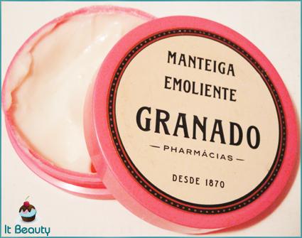 Manteiga Emoliente Pink Granado