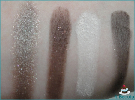 Sombras Quarteto  04 Veridica it swatch