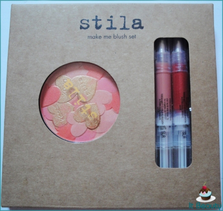 Stila Make me blush set Valentine Day 2011