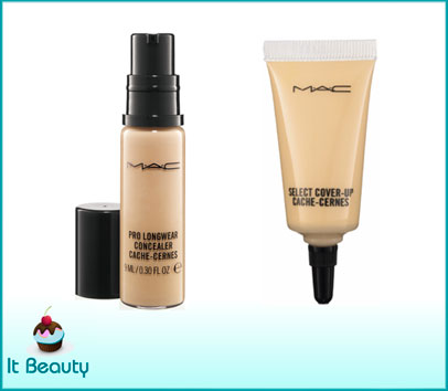 Corretivo Concealer Prolongwear NW15 MAC Select Cover UP NW20