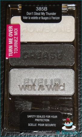 dont steal my thunder wetn wild eyeshadow trio