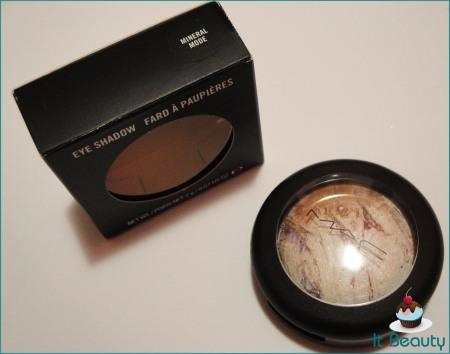 MAC Mineral Mode Mineralize Eye Shadow