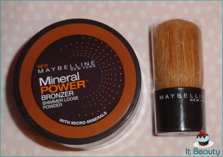 Maybelline Bronzer Mineral Power