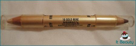 Revlon duo lápis gold mine