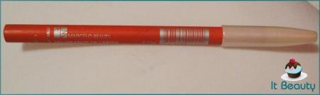 Marcelo Beauty lápis labial laranja