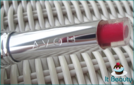 Avon batom gloss Shine Revolution cereja