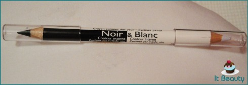 Bourjois Noir e Blanc Eye pencil duo