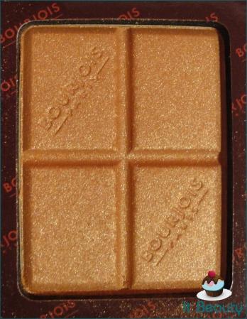 bronzant or delice de poudre bourjois 54