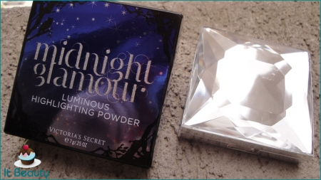 Victorias Secret Highlighter iluminador midnight glamour