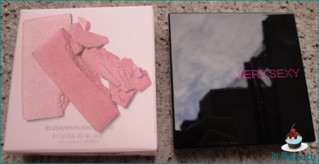 Blush highlight duo coral very sexy makeup victorias secret