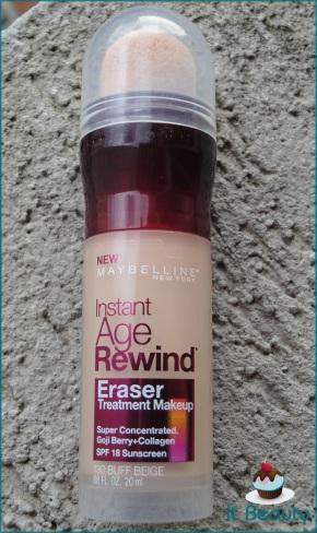 Instant Age Rewind Eraser Maybelline Foundation