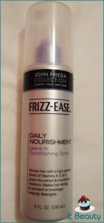 John Frieda Frizz Ease Daily Nourishment