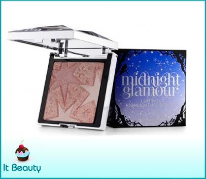 Midnight Glamour Powder Highlighting