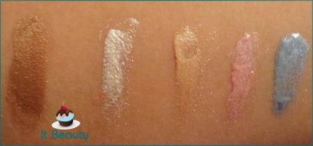 Wet n Wild Cream Eyeshadow swatch