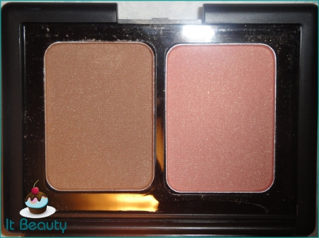 ELF Studio Contouring Blush & Bronzing Powder