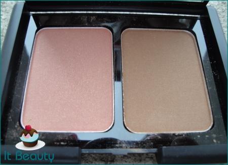 ELF Studio Contouring powder duo blushed e bronzed