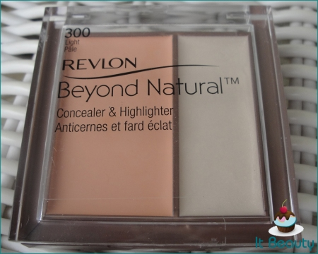 Revlon Beyond Natural Concealer Highlighter 300