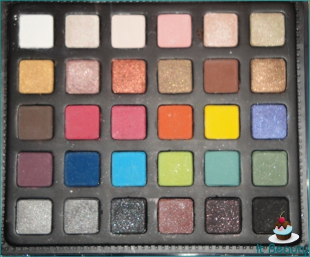 Catharine Hill paleta sombras flash