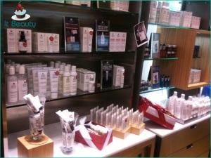 Kiehl's loja Higienópolis tratamento lipbalm
