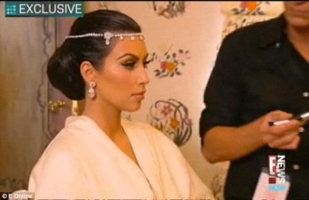 kim-kardashian-make casamento