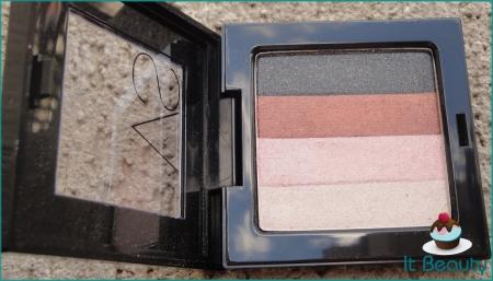 Victoria Secret quad eyeshadow smitten palette