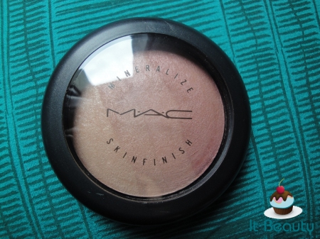 MAC Mineralize skinfinish Redhead Naturally collection