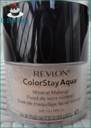 revlon colorstay acqua mineral makeup powder foundation