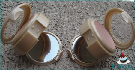 L'oreal Touch on Color Go Go Gold e Cashmere Rose embalagem