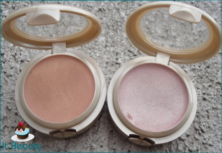 Loreal Touch on Color Go Go Gold e Cashmere Rose