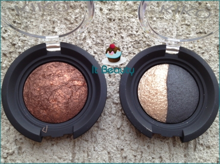 KIKO 05 e 111 eyeshadow