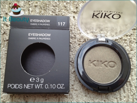 kiko eyeshadow 117
