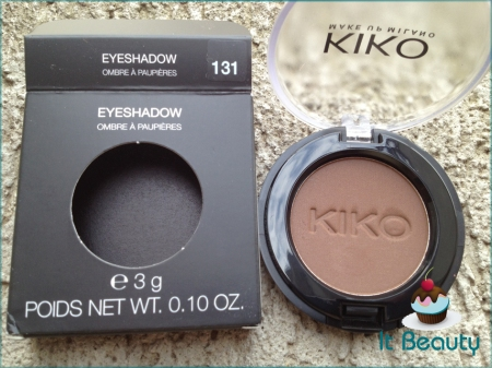 kiko eyeshadow 131