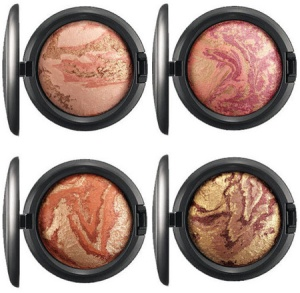 mac heavenly creature collection mineralize skinfinish