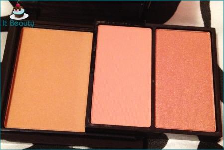 MAC Tartan Tale Blush Kit blush beauty powder