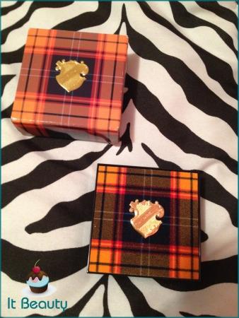MAC Tartan Tale Blush Kit