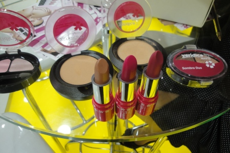 Veridica It Beauty Fair 2012 produtos