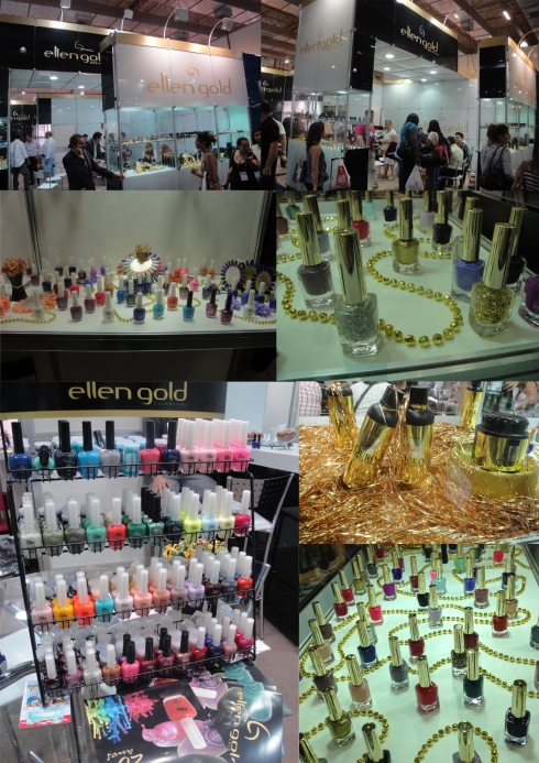 Ellen Gold Beauty Fair 2012